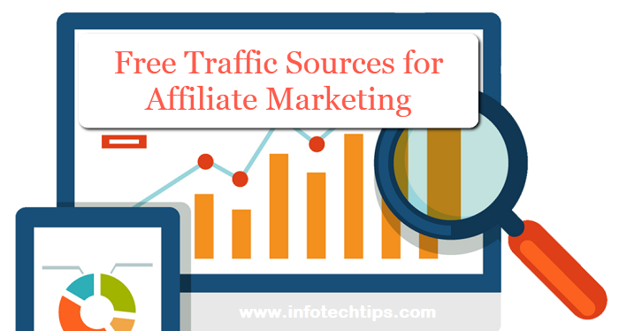 Get Free Traffic Sources for Affiliate Marketing