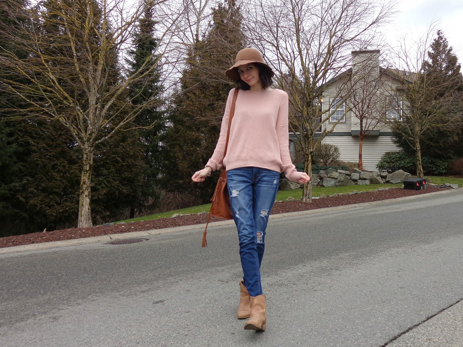 Casual February Outfit
