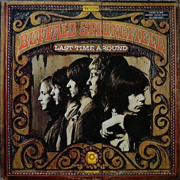 Buffalo Springfield – Last Time Around (1968, Folk Rock, Country Rock) [FLAC]