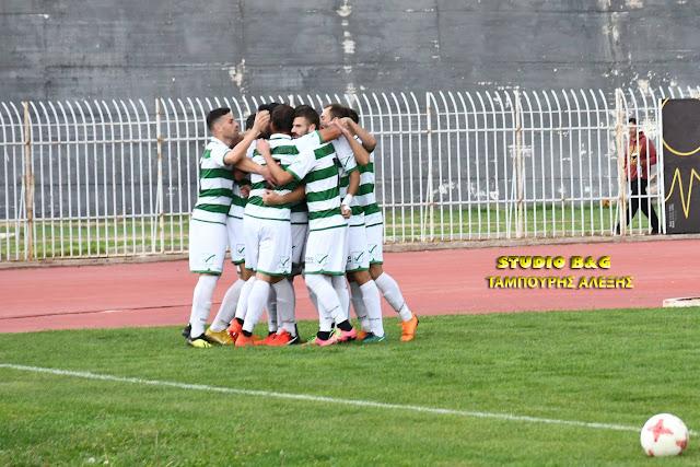 Ο Παναργειακός 1-0 τον Ασπρόπυργο - Συγκάτοικος στην πρώτη θέση της βαθμολογίας με τη Καλαμάτα