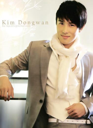Kim Dong Wan Shinhwa Profil Lengkap
