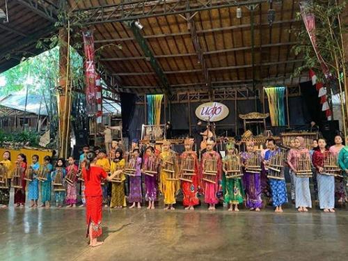 Saung Angklung Udjo Beri Promo Buat Warga Ber-KTP Bandung Raya, Ini Caranya