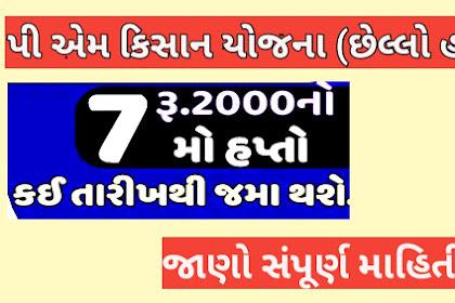 Pradhan Mantri Kisan Samman Nidhi Yojana (PMKSY) 2020/2021