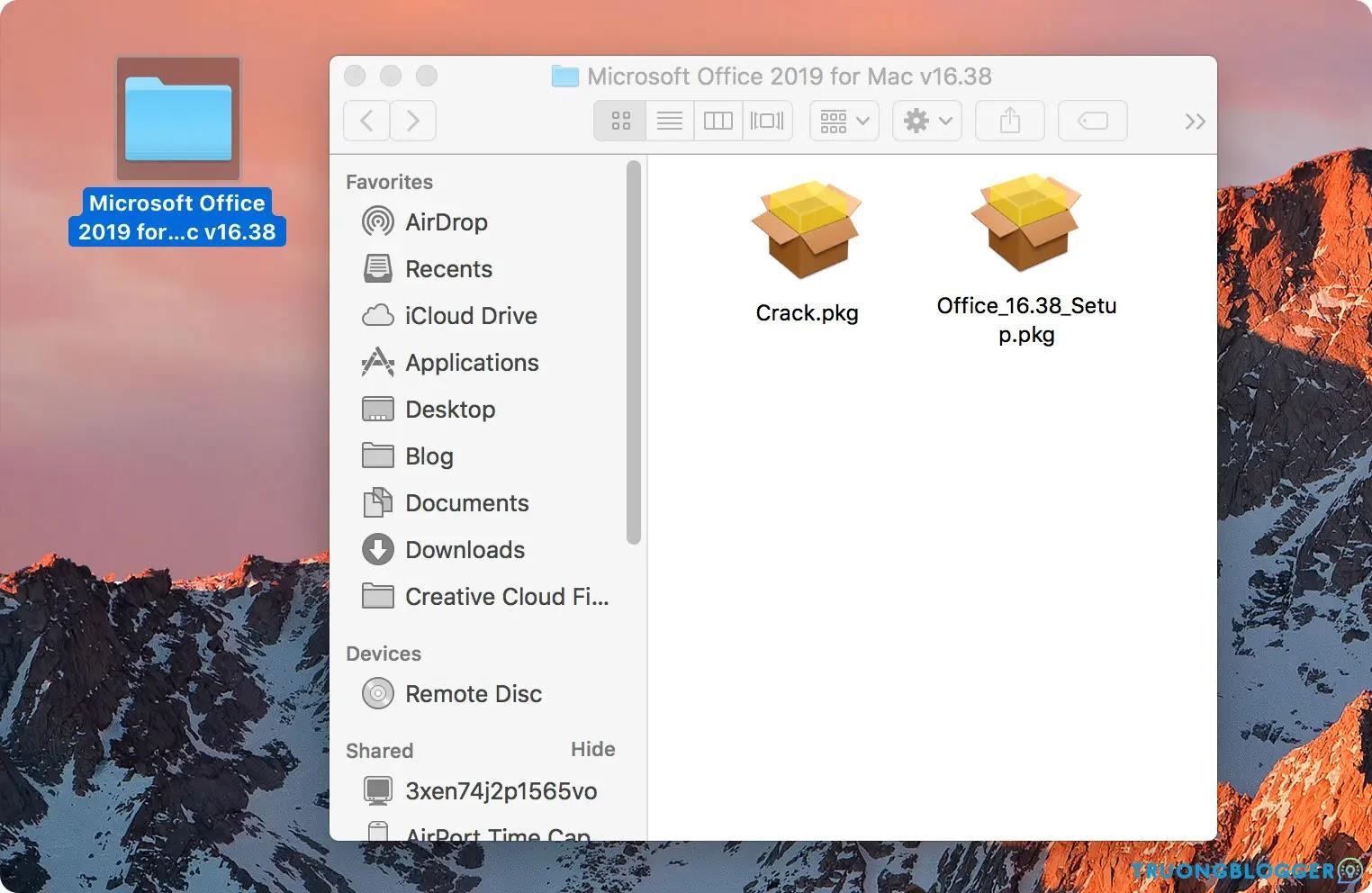 Hướng dẫn cài đặt Office 2019 cho Macbook chi tiết nhất