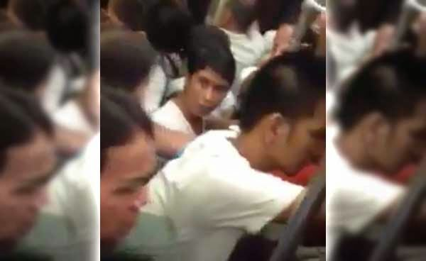 Another Amalayer? Woman Berates MRT Passengers