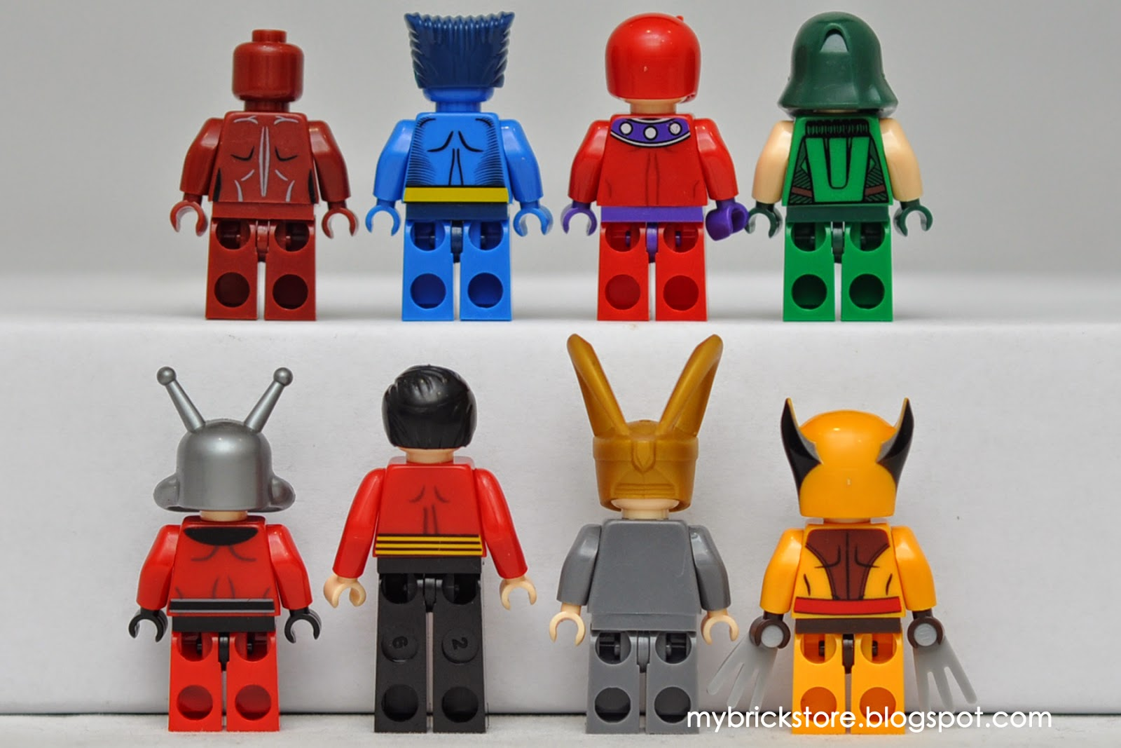 How to make a lego ant man