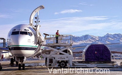 Công ty vận tải Alaska Air Cargo