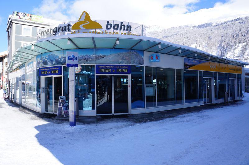 Gornergrat Bahn - Zermatt