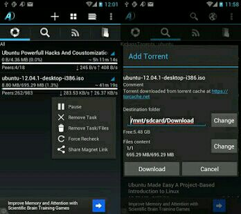 best torrent downloader apps for android free