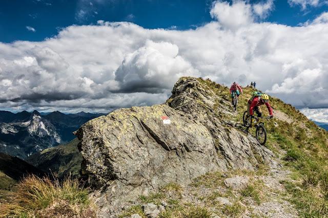 Trail GPS Crostis MTB Moutnainbike bike paluzza