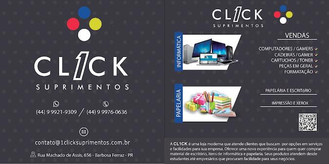 CL1CK SUPRIMENTOS - TUDO EM INFORMÁTICA