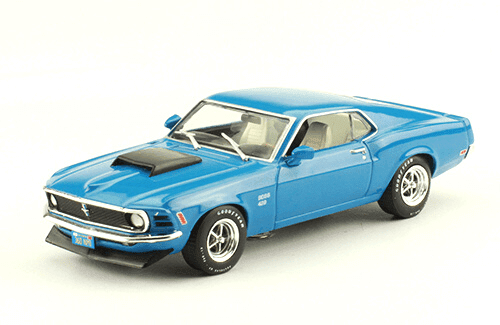 Ford Mustang Boss1970 colección american cars