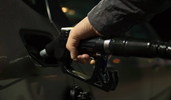 Car fuel placement