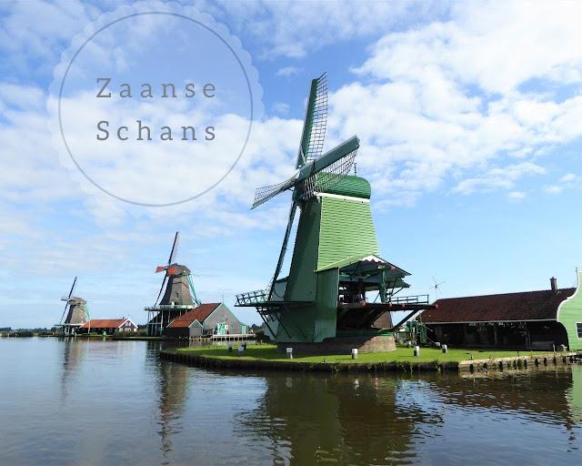 Zaanse Schans: cosa vedere nel villaggio dei mulini