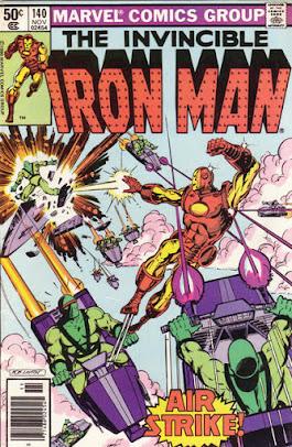 Iron Man #140