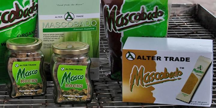 Altertrade Muscovado - Mascobado - masco rocks - organic sugar - Negros showroom - coffee lovers - best pasalubong