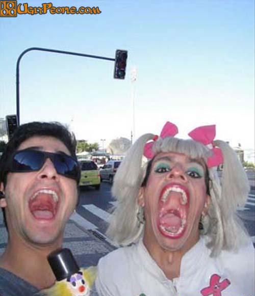 foto pasangan terunik terlucu teraneh dan ternorak di dunia-36