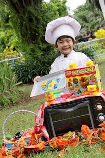 Mainan Anak Perempuan Masak Masakan, mainan anak edukatif, fun doh, fundoh, fun-doh, lilin mainan