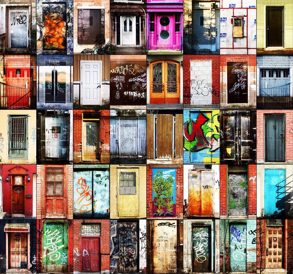 & Doors of Montreal.