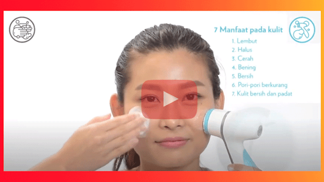 video cara menggunakan lumispa nu skin di youtube lampung