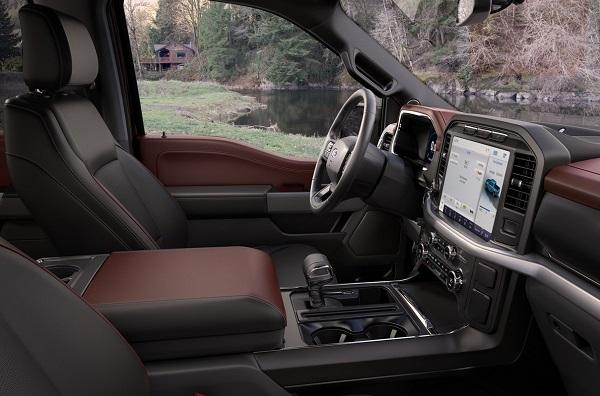 Ford F-150 Lariat Luxury 2021