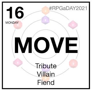 RPGaDAY2021 Day 16
