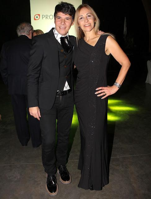 Roxana Salerno y Maxi Trusso
