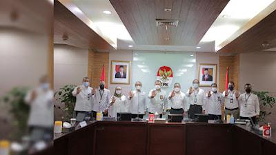 KPK - BRIN Sepakat Perkuat Riset untuk Cegah Korupsi