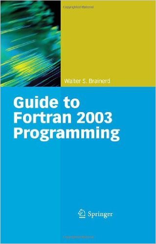 the Home of GeoSociety: Fortran