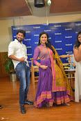 Nani and Keerhi Suresh at Facebook Office-thumbnail-10