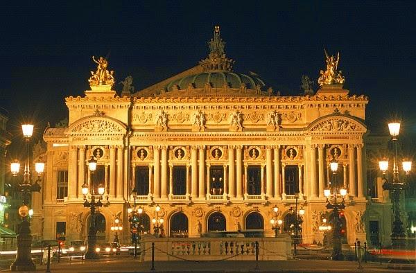 Ópera Garnier em Paris