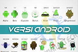 Cara Cek Versi Android Semua Merk Hp