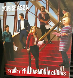 Sydney Philharmonia Choirs. 2019 Season. Coming Soon - In the Mood (August)