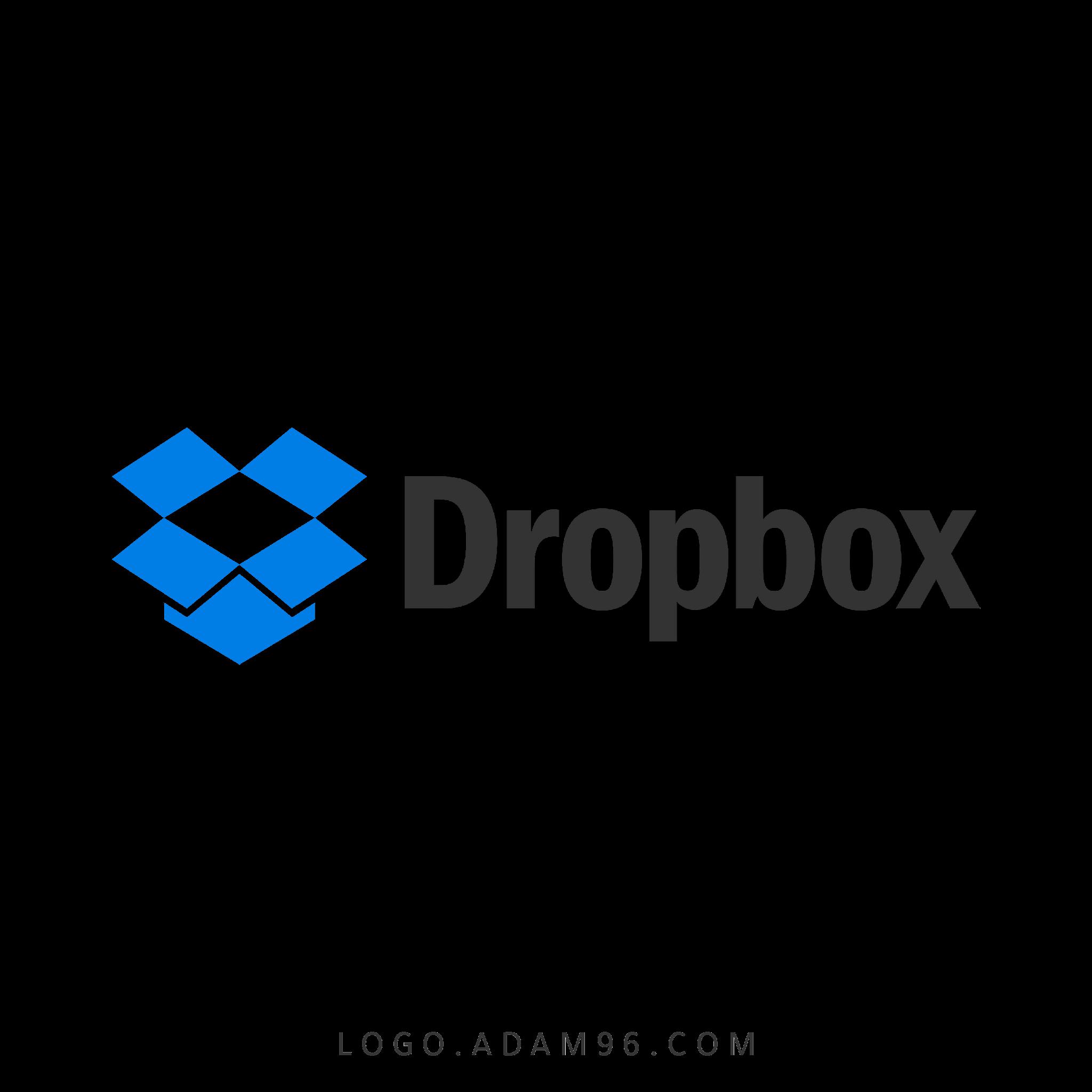 تحميل شعار موقع دروبوكس لوجو اصلي عالي الدقة بصيغة شفافة Logo Dropbox PNG