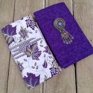 Kain Batik dan Embos 9383
