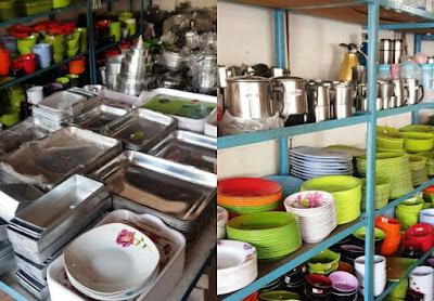 pusat grosir perlengkapan dapur termurah di Tangerang Banten