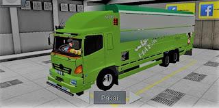 Hallo teman pada kesempatan kali ini saya akan membagikan sebuah mod Truck Hino ya sebuath mod modifan buatan para pengemar busmania ini di mod atau biasa di sebut di rubah tampilan nya menjadi truck.