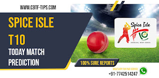 CP vs SS Dream11 Team Prediction, Fantasy Cricket Tips & Playing 11 Updates for Today's Spice Isle T10 2021 - 2 Jun 2021