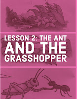 The Ant and the Grasshopper | Class 4 | Lesson 2 | questions | answers | SCERT | ASSAM