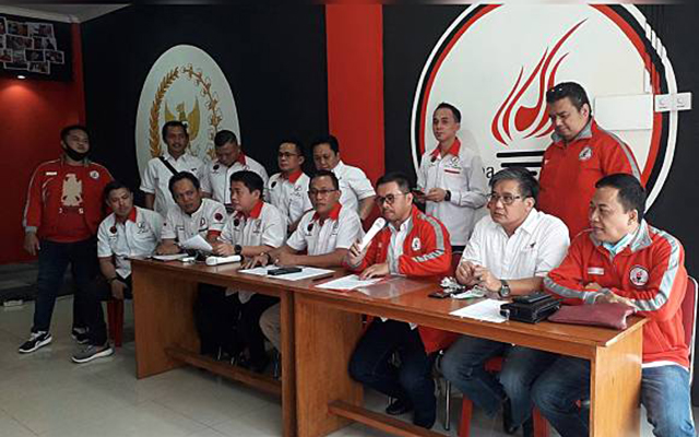 Desak Usut Pembakar Bendera Partai, Kader PDIP Ancam Geruduk Polrestro Tangerang