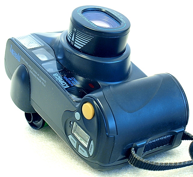 Film Camera Review: Konica Z-up 28W