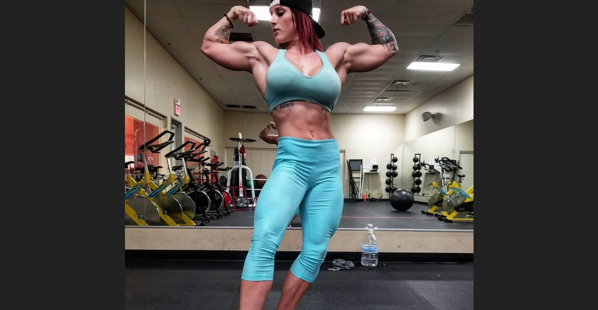 Female Can Build Huge Women Biceps (Part 2)