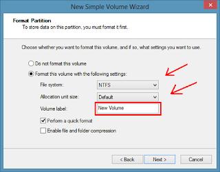 Mempartisi hardisk caranya cukup simple dan gampang Cara memPartisi Hardisk windows 7