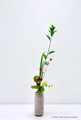 Ikebana-tatehana-wabisabi-escoladikebana