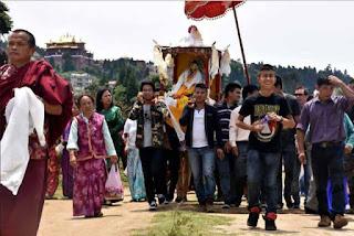 Buddha jayanti Celebration in Mirik