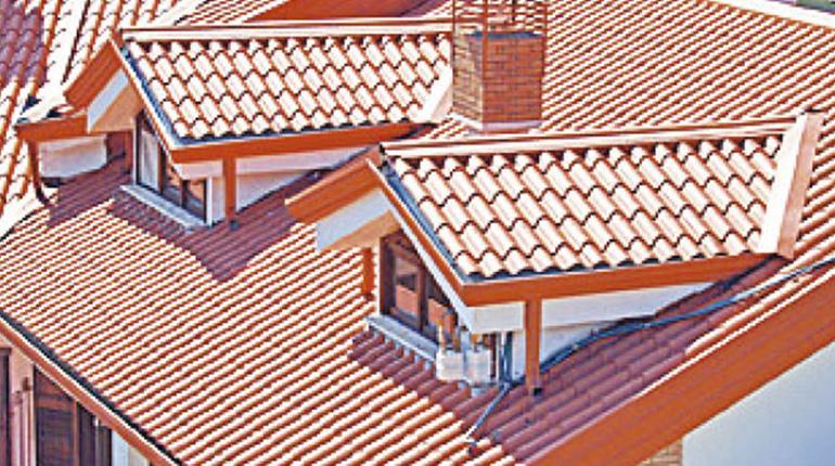 Aprende a decorar for Figuras para techos de casas