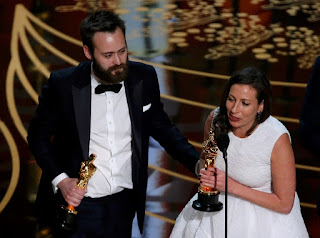 stutterer 88th academy award for best live action short film-benjamin cleary-serena armitage