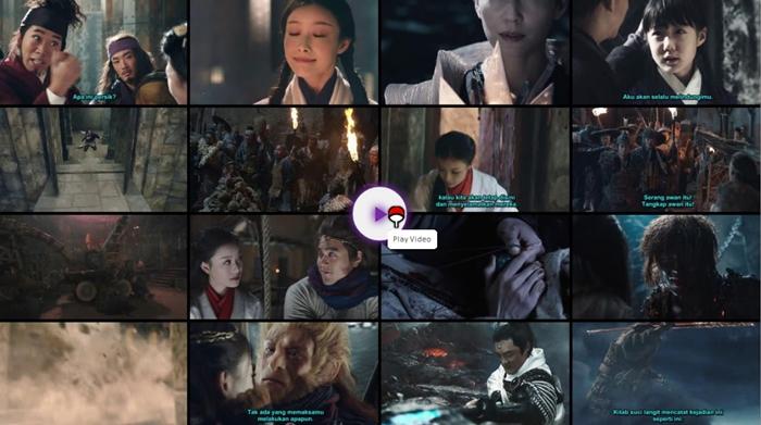 Screenshots Download Film Gratis Wu Kong (2017) BluRay 480p MP4 Subtitle Indonesia 3GP Free Full Movie Streaming Hardsub Nempel