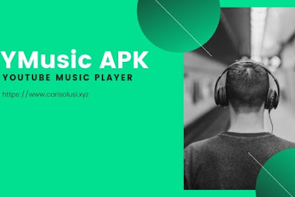 Download Aplikasi YMusic (YouTube Music Player) Untuk Android
