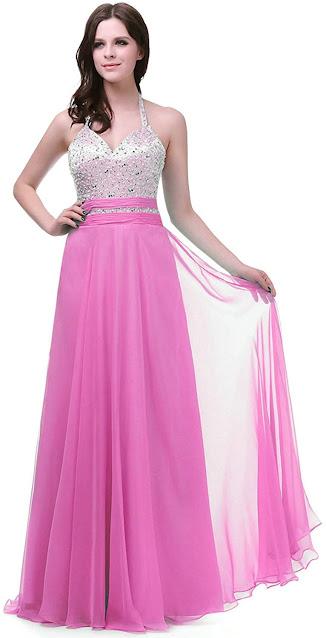Elegant Silk Chiffon Bridesmaid Dresses